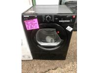 HOOVER 9KG VENTED TUMBLE DRYER IN BLACK