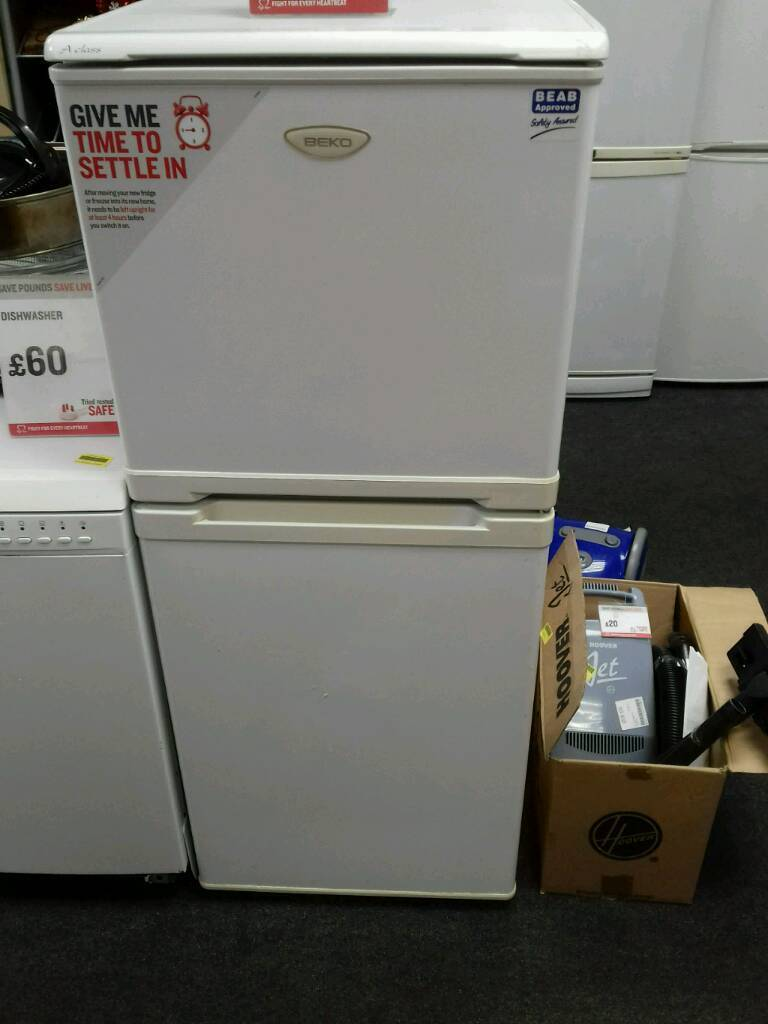 Beko fridge/freezer - British Heart Foundation sco39426