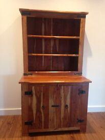 Antique pine Welsh dresser in very good condition