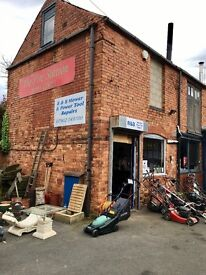 Shop/Studio/Workshop to Rent in Courtyard of Thriving Retail Premises