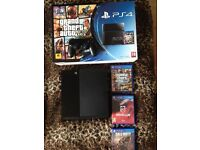 FOR SALE - PS4 500G with 1x pad and 3 x games FIFA 15, Driveclub & Call of Duty Advanced Warfare
