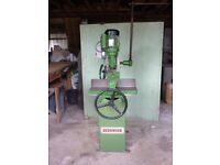 Wood working machinery Sedgewick Morticer. . Excellant condition. Used
