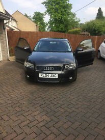 AUDI A3 2.0L DIESEL - BOSE SYSTEM - LEATHER SEATS - FULL SERVICE HISTORY