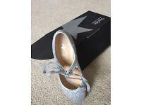 Starlite Glitter tap shoes
