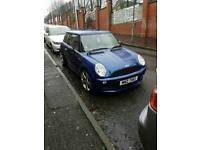 Mini Cooper One Full Bodykit