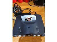 Nintendo 64 very good condition