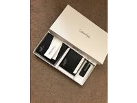 CALVIN KLEIN WALLET SET FOR SALE