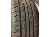 Alloy wheels in good condition
