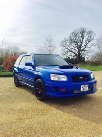Subaru Forester sti forged cosworth