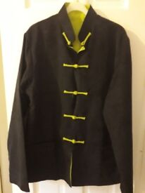 Genuine Suede Chinese tdversubld jacket