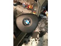 Bmw e93 airbag