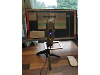 CAD U37 USB Studio Microphone - Boxed Perfect Condition