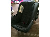 Mothercare xtreme car seat with user guide