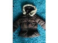 Girls coat age 10-11
