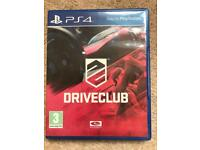 PS4 game Driveclub