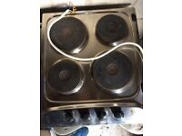 houseworks double oven and hob