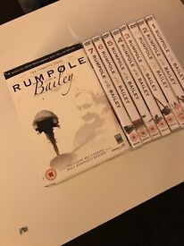 Rumpole of the Bailey the complete series DVD box set
