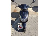 Nearly New Peugeot Kisbee 50cc