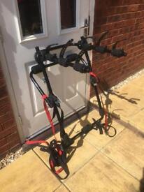 Halfords rear mounted bike rack
