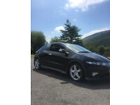 2007 Honda Civic Type S GT 2.2 Diesel (not audi, bmw, ford, mercedes, seat, vw, volkswagen)