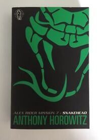 Russian Roulette and Snake Head (Alex Rider Series) By Anthony Horowitz