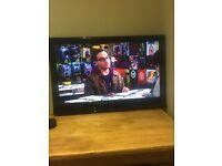 "Alba 32"" flat screen colour TV"