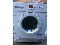 Beko 7kg integrated washing machine Free delivery