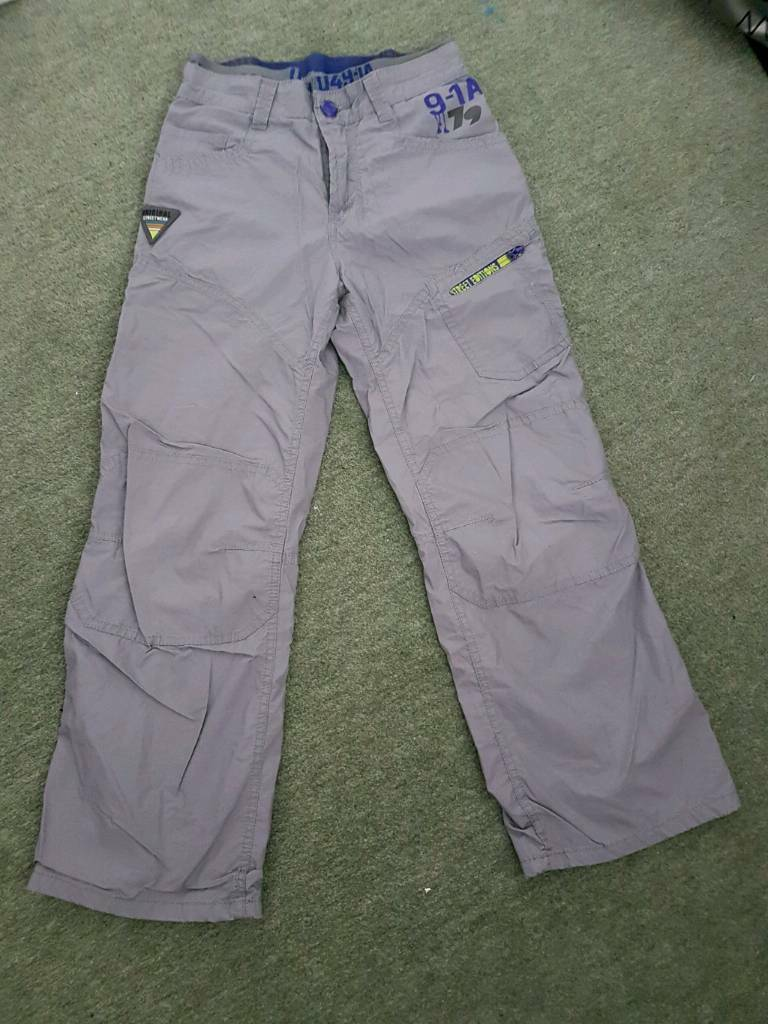 Next age 10 boys trousers