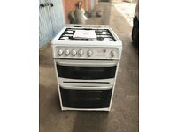 CANNON Carrick CH60GCIW Gas Cooker - White.