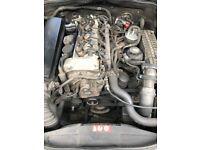 Mercedes OM646 OM646.961 Complete Engine 2.2cdi