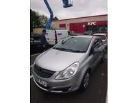 Vauxhall Corsa S/Automatic Low Milage, Mot Aprl 18 Full Service History