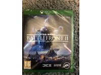 Star Wars Battlefront 2 II battle front NEW and SEALED XBOX one one game