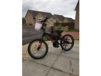 Immaculate kids BMX bike suitable age 5 - 8