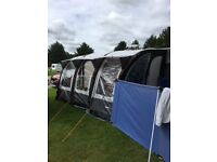 Camptech airdream 390 lux air awning