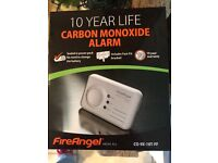 Carbon Monoxide Alarm. Brand new. No refund possible as over 30 days since bought