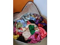 Bags of fabric