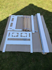 Ikea Kritter Childs bed (disassembled)