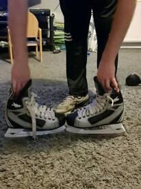 Ice skates size 7