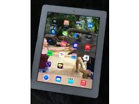 iPad 4th generation 16gb White