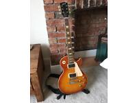 Gibson Les Paul 1960 Classic Electric Guitar (2005) in Honeyburst