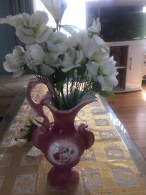 X2 Nice detailed vases