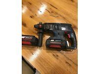 Bosch 36v Li professional sds drill