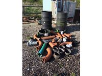 Assorted Drainage Fittings