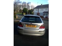 Rover 25 impression 2004