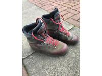 Chainsaw boots (9.5)