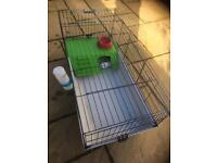 Guinea pig or rabbit indoor cage