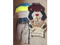Boys Next Clothes - 12-18 months