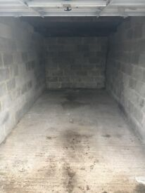 Safe and Secure garage space for hire in the Lancing area