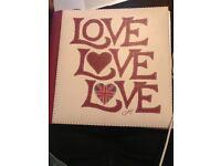 Love love love photo album - new