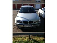 Bmw 316i 1.8 4door saloon quick sale